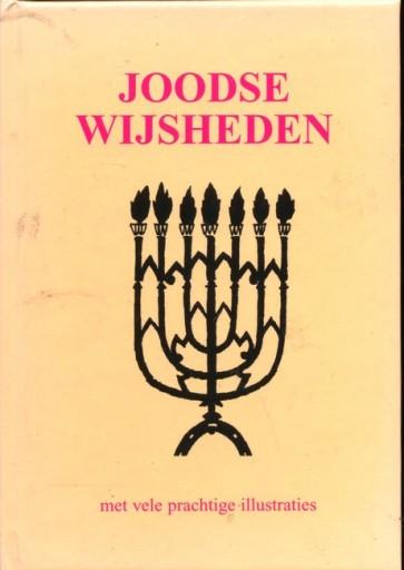 Joodse wijsheden - Olav Paul
