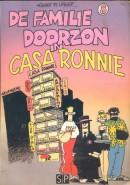 De familie Doorzon in Casa Ronnie - Gerrit de Jager