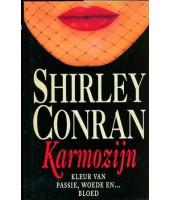 Karmozijn - Shirley Conran