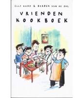 Vrienden Kookboek - Elly Kamp & Barber van de Pol